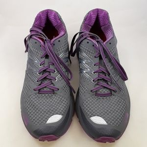 The North Face Ultra Cardiac Trail Sneakers Size 8